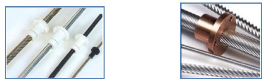 导程丝杆螺母