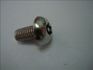 不锈钢机械螺丝特性图